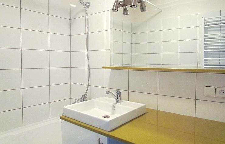 KOUPELNA 8533/1 užitná plocha 3,6 m2